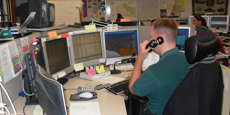 Public Safety Dispatch – Santa Barbara County Sheriff's Office