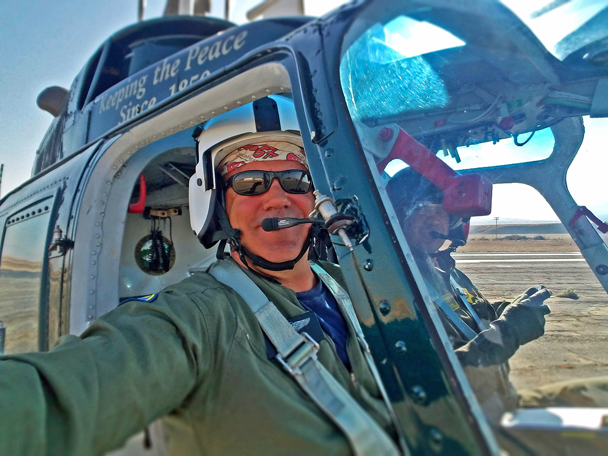 Air Support New Cuyama Airport