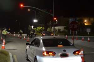 DUI/Driver's License Checkpoint Tonight – Santa Barbara