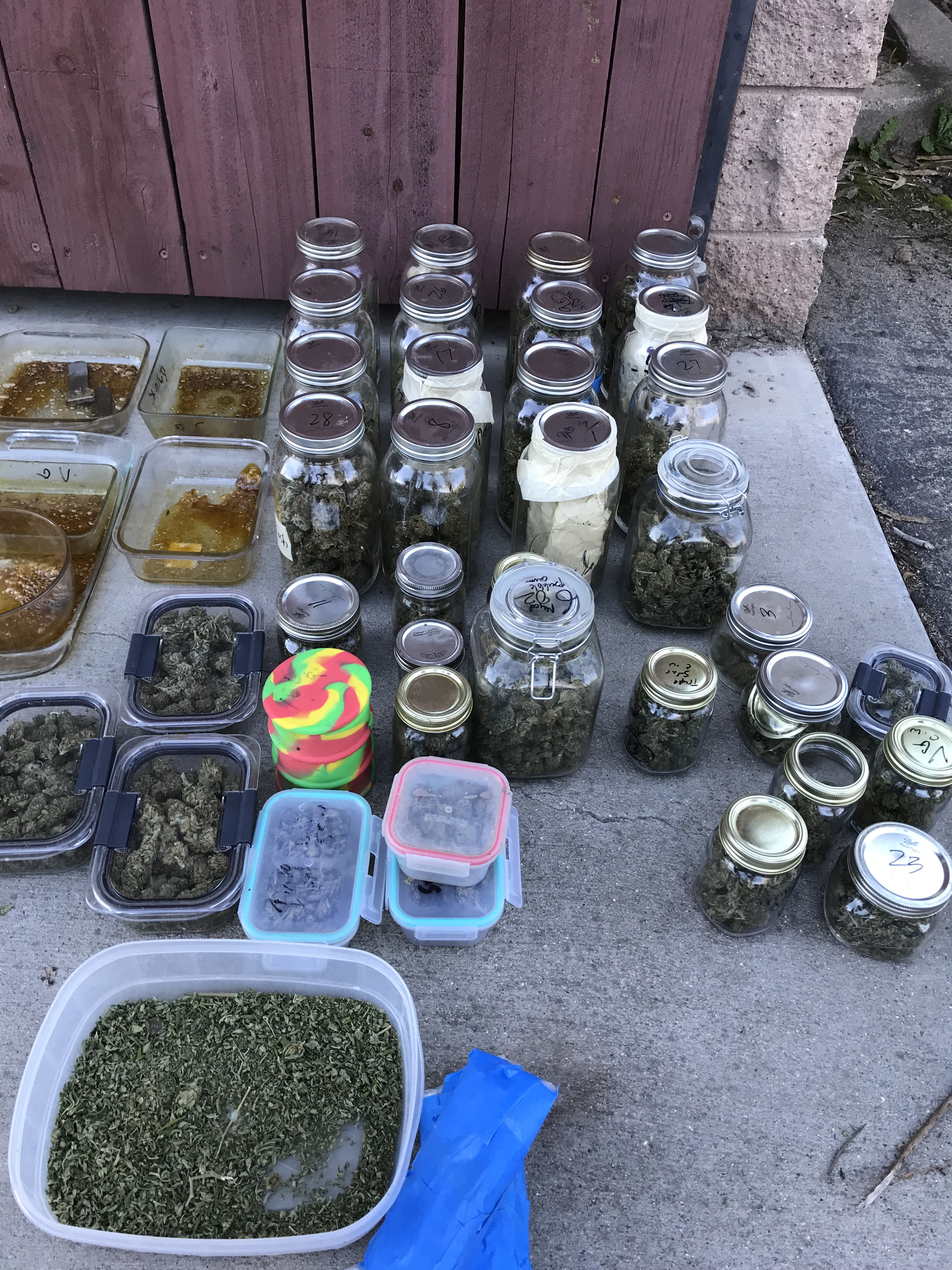 Sheriff's Detectives Investigate Hash Oil Lab Following Explosion at